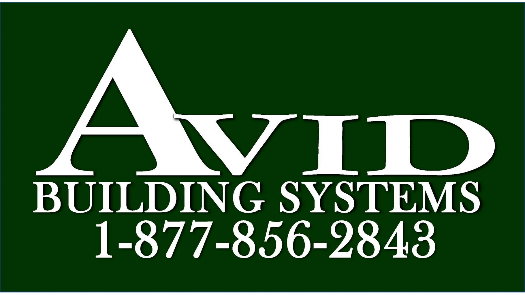 Avid Building Systems logo
