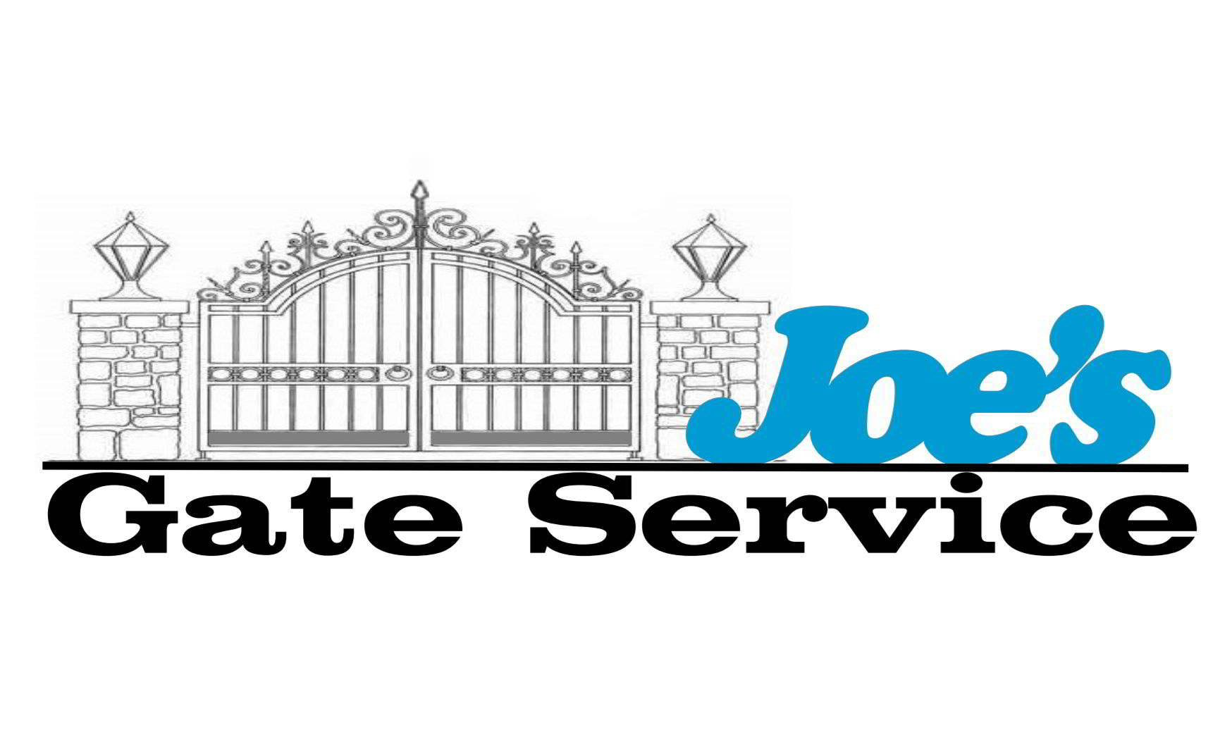 Joe's Gate Service logo